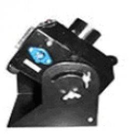 Lanzador autonomo con mando a distancia orientable