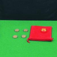 Nº 316 Monedas viajeras con vídeo explicativo