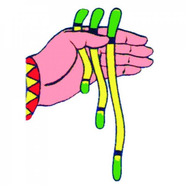 Nº 410 Cuerdas indecisas con vídeo explicativo