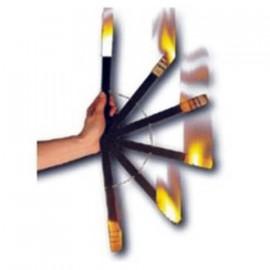 Abanico de fuego
