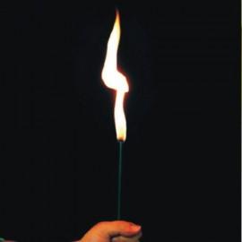 Antorcha Encendida Para Baston