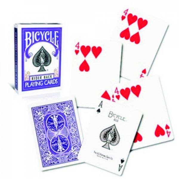 Bicycle standard violet
