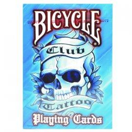 Bicycle Tattoo  Azul