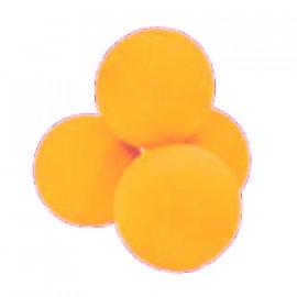 Bolas de 5 Cm. baja densidad 4 uni. colores variados