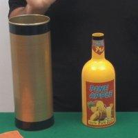 Botella cambio de color con vídeo explicativo
