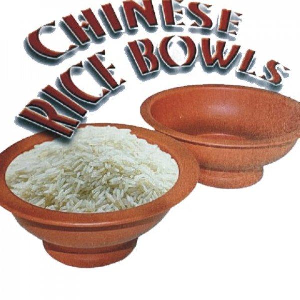 Cuencos de arroz chinos