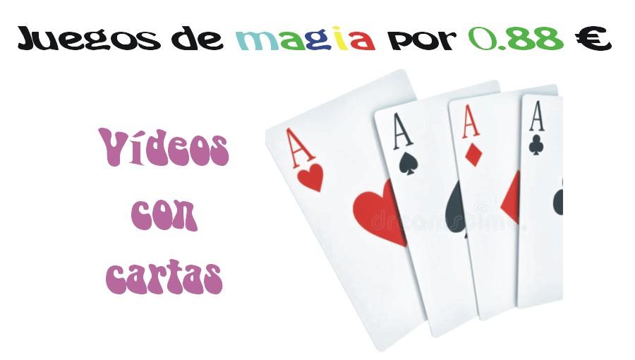 Vídeos con cartas