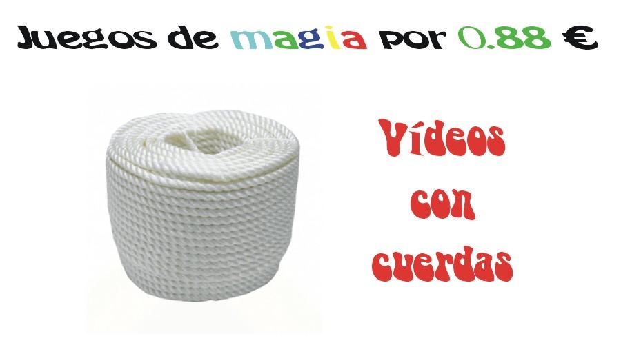 Vídeos con cuerdas