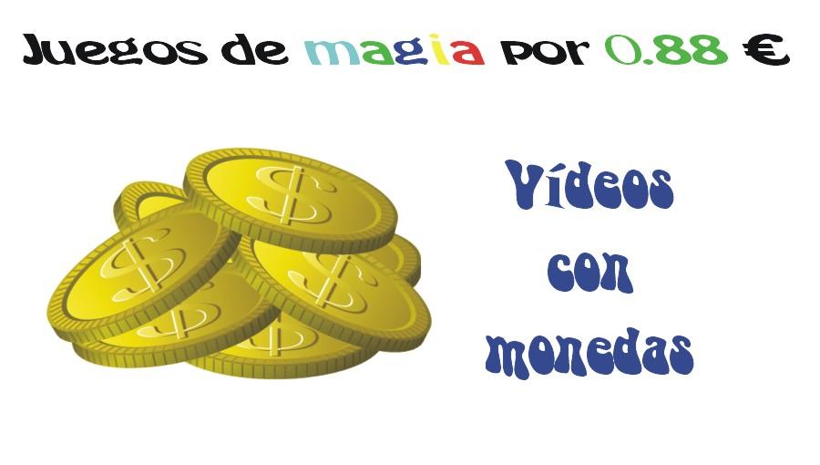 Vídeos con monedas
