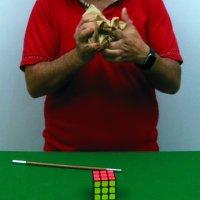 La desaparición del cubo con vídeo explicativo