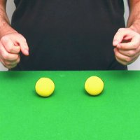 Los diez movimientos con las dos bolas