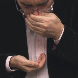 Moneda por la nariz