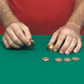 Monedas que van con caja Okito