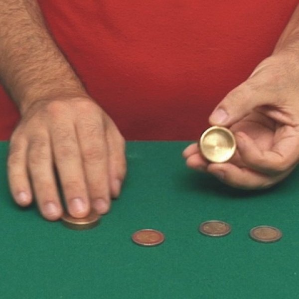 Monedas que vienen con caja Okito
