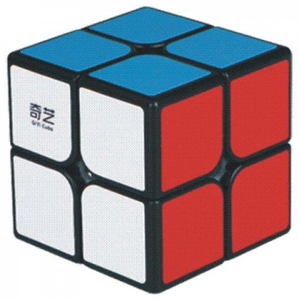 Cubo Moyu de 2 X 2 con tutorial básico en vídeo