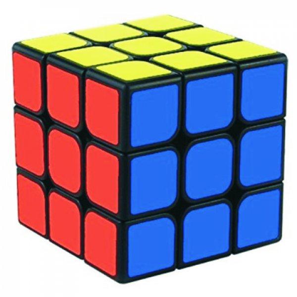 Cubo Moyu de 3 X 3 con tutorial básico en vídeo