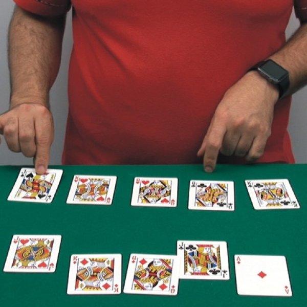 Póquer ganador