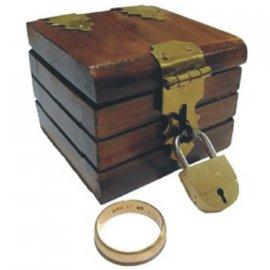 El viaje del anillo al cofre