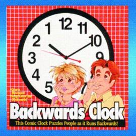 Reloj al reves