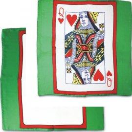 Set de carta en el pañuelo 45 X 45 cm.