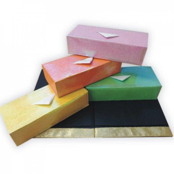 Producción de cajas de pañuelos