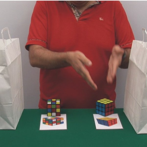 Transposición de cubos con vídeo explicativo