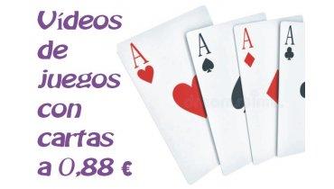 Vídeos de juegos con cartas
